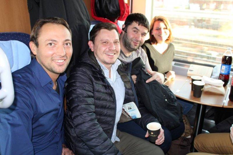 ZUr MPS nach Augsburg
